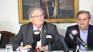 Fascendini: Quienes no comulguen con el proyecto del Frente no deberían estar en este barco