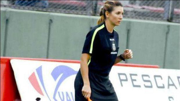 Una rafaelina será la primera asistente femenina en la Superliga