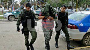 Detenido. El 25 de agosto Fernando Vera se entregó en la comisaría 9ª de Tostado.