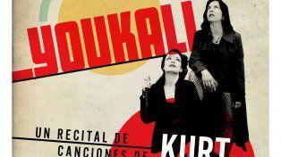 Youkali. Un recital de canciones de cabaret