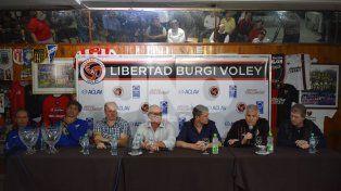 Libertad enfrenta a Ciudad por la Copa ACLAV