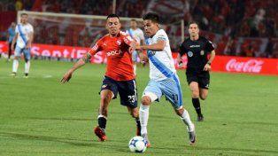 Independiente quiere traerse un buen resultado desde Paraguay