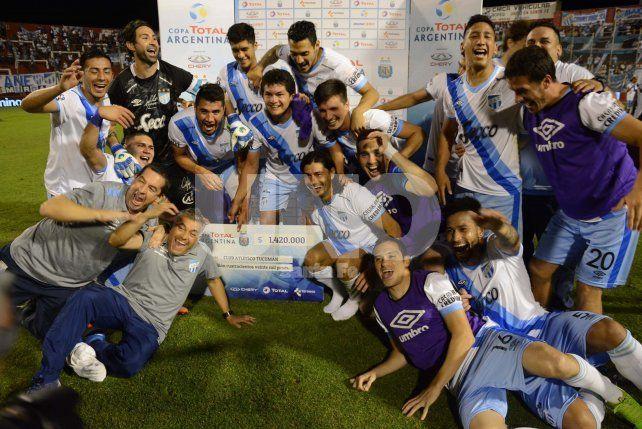 Atlético Tucumán, Central o Morón irán a la Libertadores 2018
