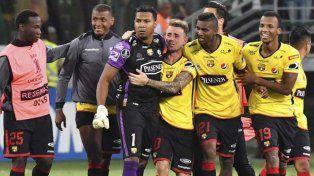 Barcelona y Gremio abren la otra semifinal de la Libertadores