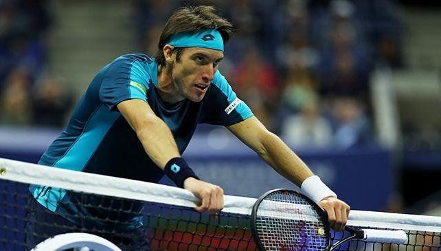 Mayer abandonó por lesión en Basilea