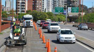 Reparación de la ruta 168: en horarios picos no transitarán camiones