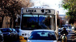 No funciona la Línea 13 ramal La Boca y hay cambios de recorrido en la 3 y 11