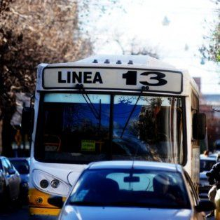 no funciona la linea 13 ramal la boca y hay cambios de recorrido en la 3 y 11