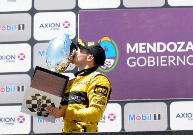 El nuevo campeón del TC2000 es santafesino