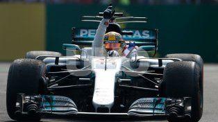 Hamilton se consagró por cuarta vez campeón de la Fórmula 1