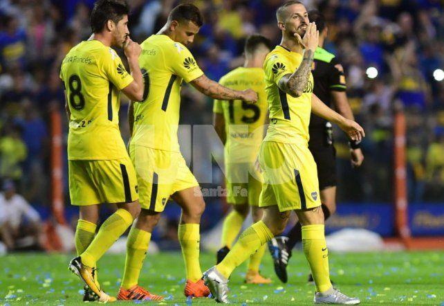 Boca aplastó a Belgrano y llegó a las siete victorias en fila en la Superliga