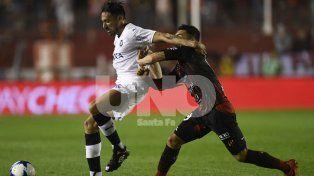 Independiente se llevó un punto de oro en el final ante Patronato