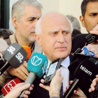 Cauto. El gobernador elogió la convocatoria del presidente, pero pidió analizar en detalle las propuestas a discutir.