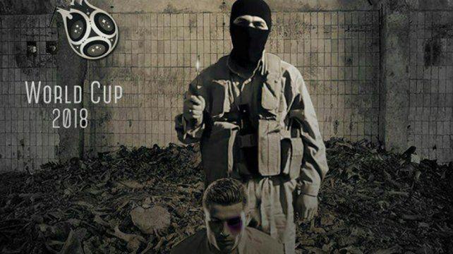 ISIS ahora le apuntó a Cristiano Ronaldo