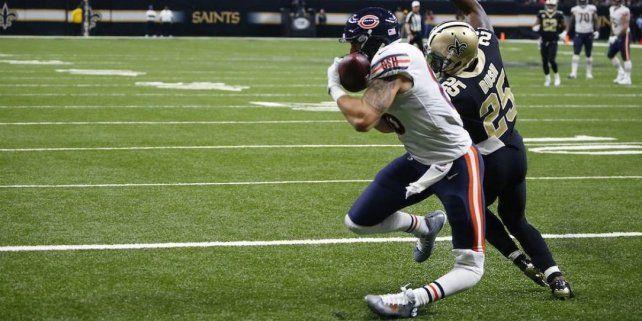 La escalofriante lesión de un jugador de la NFL que estuvo al borde de la amputación