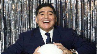 Maradona recordó sus mejores momentos en los Mundiales