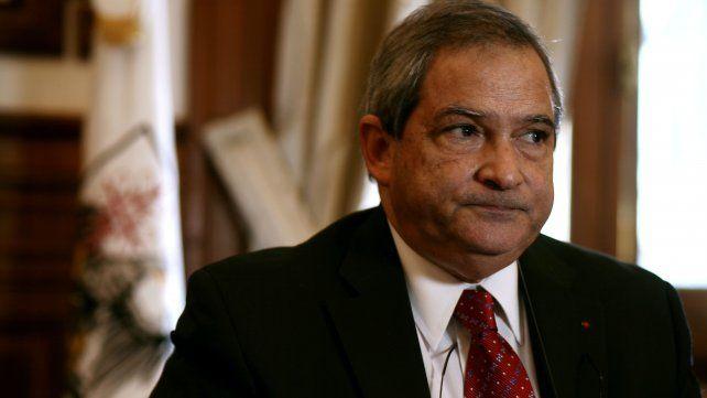 El ministro de Salud de la Nación, Jorge Lemus, presentó su renuncia