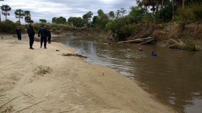 Caso Jara: hallaron restos humanos en Reconquista y convocaron a su familia y abogados