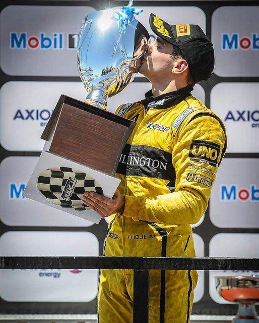 Luque, piloto de UNO Santa Fe campeón del TC2000: Estoy viviendo un sueño