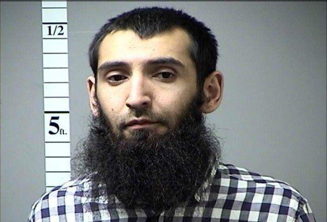 Identificaron al terrorista de Nueva York: es un uzbeko de 29 años