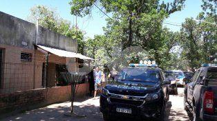 Allanamiento, detención y secuestro de armas de fuego en Reconquista