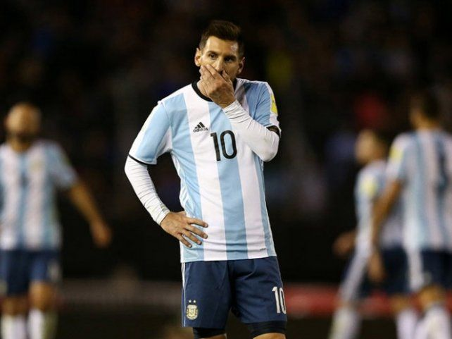 Lionel Messi no estará presente en el amistoso en Rusia