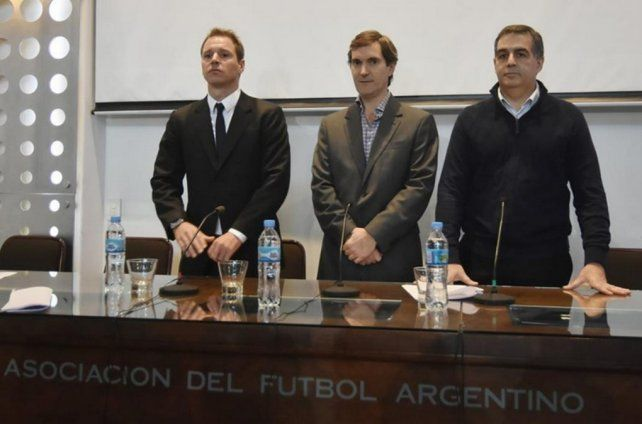 Reunión por el reparto de la plata en la Superliga