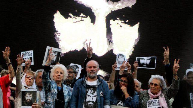 Hubo marchas en reclamo de justicia por Santiago Maldonado en diferentes ciudades del país
