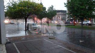 Se renovó el alerta por tormentas fuertes que abarca a la ciudad de Santa Fe