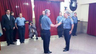 Asumió el jefe de la plana mayor de la Policía de Santa Fe