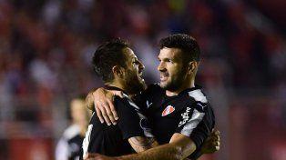 Independiente selló su pasaje a las semifinales de la Sudamericana