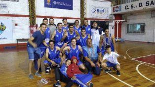 Banco Provincial se consagró campeón del ascenso
