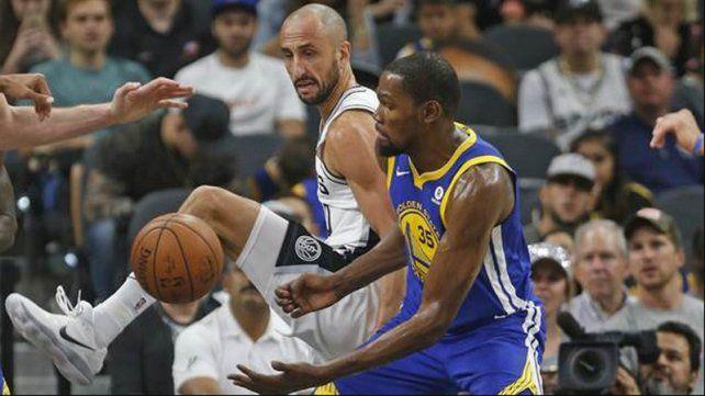 San Antonio cosechó su cuarta caída al hilo en la NBA