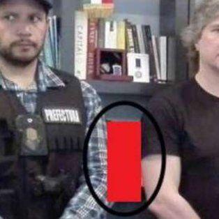 el detalle de la biblioteca de boudou que se hizo viral cuando lo detuvieron
