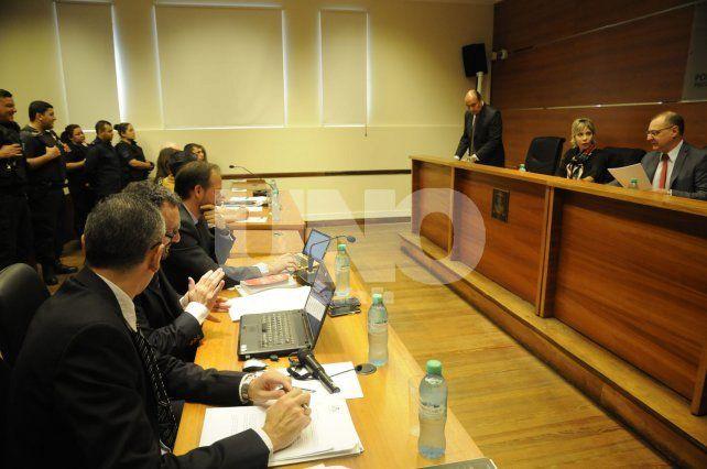 El inicio del debate se dio el pasado 25 de septiembre en tribunales.