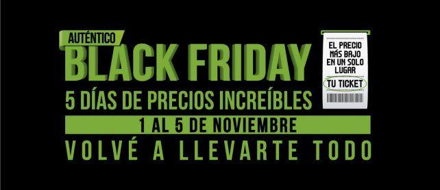 Cinco días de precios increíbles y horario extendido en Walmart Argentina