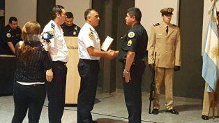 Conmemoraron el 196 aniversario de la creación de la Policía Federal Argentina