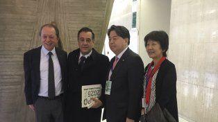 Finocchiaro en la Unesco: Tenemos que tener la humildad de observar las buenas prácticas de otros países