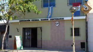 Centenario festejará en la calle los 60 años de su vecinal