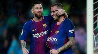 Messi llegó a los 600 partidos en Barcelona con otra victoria