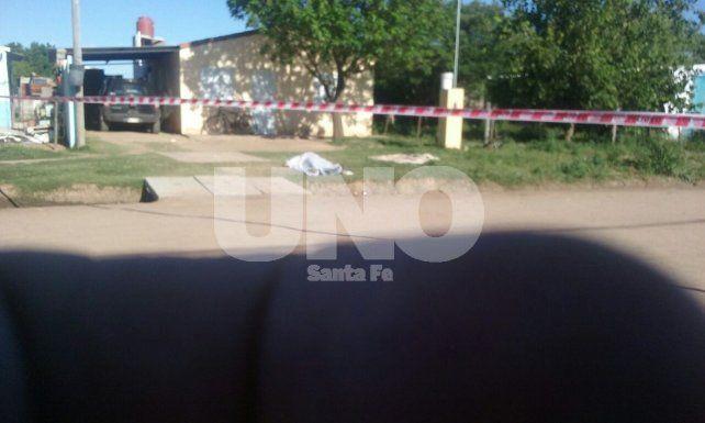 Mataron de un balazo en el tórax a un hombre en la ciudad de San Guillermo