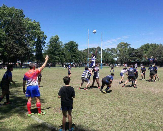 Santa Fe Rugby ganó en la autopista