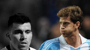 Marcos Acuña quedó al margen y lo reemplaza Ansaldi