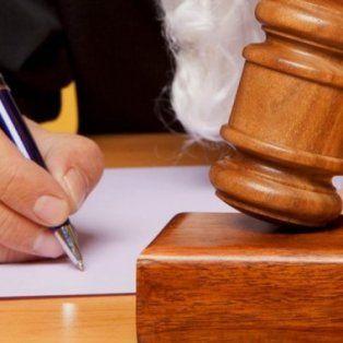trabajadores judiciales anunciaron un paro para el proximo 15 de noviembre