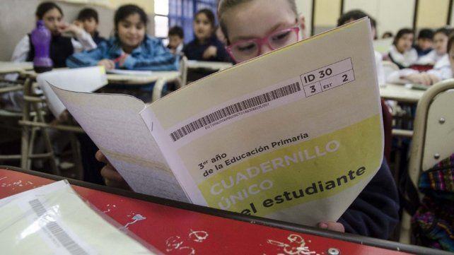 Evalúan a más de un millón de alumnos de todo el país en un nuevo Operativo Aprender