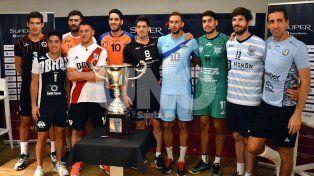 Se presentó la Liga A1 2017
