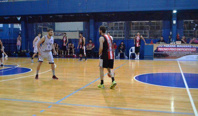 Arrancan las semifinales del Oficial de básquet