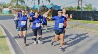 Soledad Morlio y Juan Carlos Luqui se quedaron con el Maratón APUL