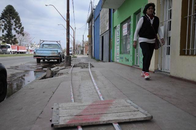 Promueven un proyecto para remodelar avenida Gorriti