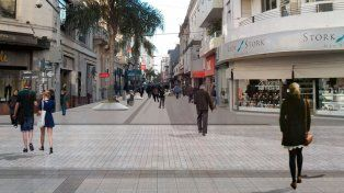 Avanza el proceso para remodelar la peatonal San Martín